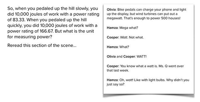More About Power: Biking Uphill [E3 2] SciGen SERP